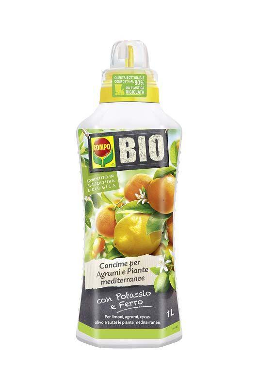Concime bio liquido per agrumi