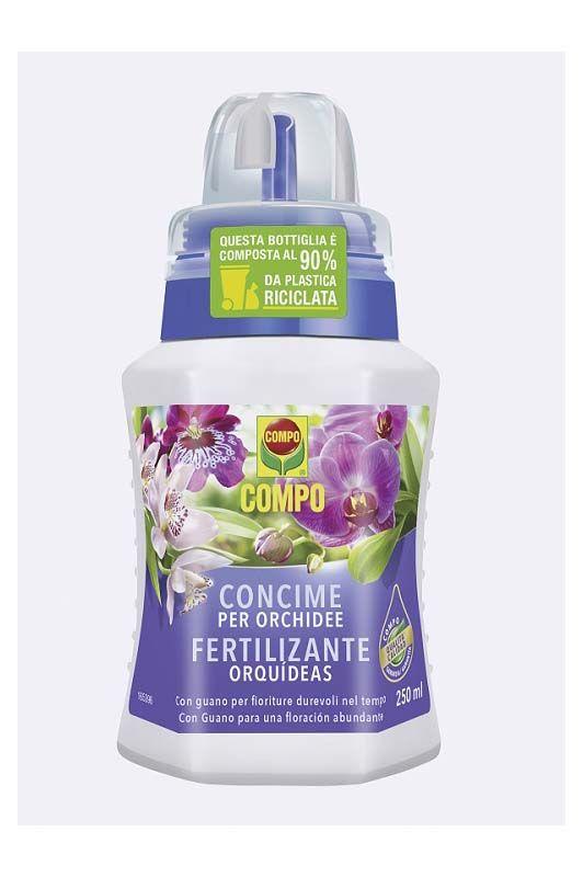 Concime liquido Compo per orchidee