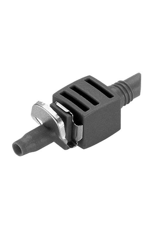 Connettore con fascette