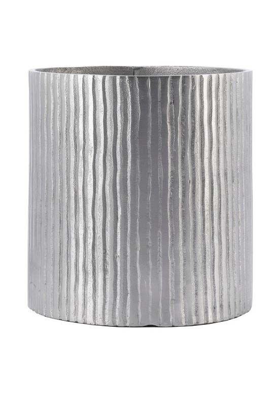 Coprivaso Athezza grigio con righe verticali