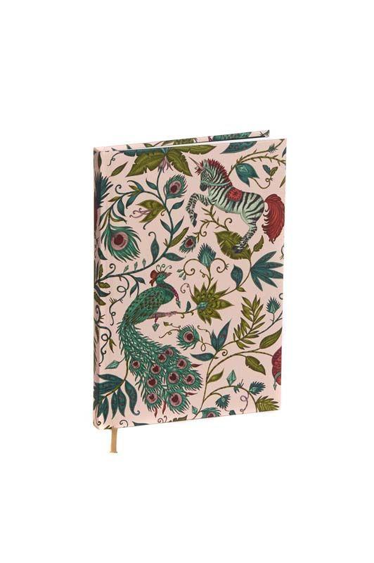Quaderno fantasia animali Rosa