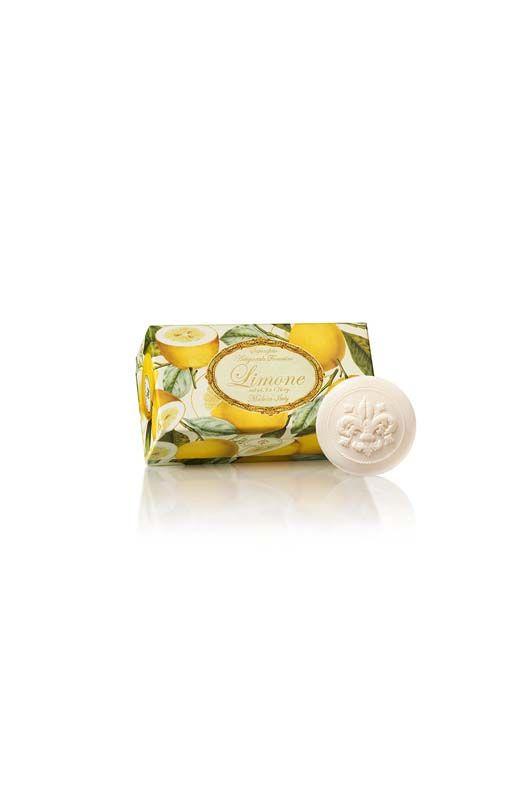 Sapone artigianale Limone x6