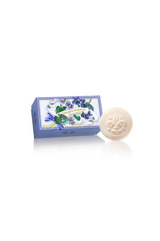 Sapone artigianale Violetta x6