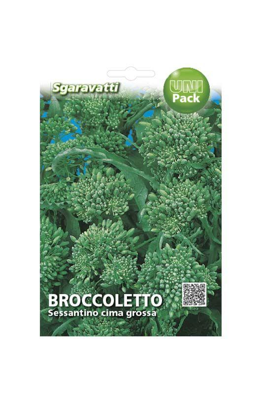 Semi di broccoletto Sessantino a cima grossa