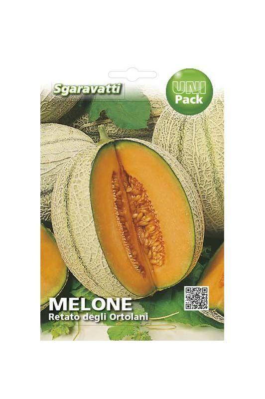Semi di melone Retato degli ortolani